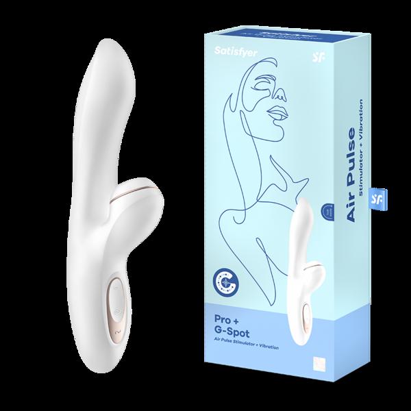 Satisfyer Pro Precio 2021 - Sabemos que muchas mujeres del mundo tienen problemas para experimentar el orgasmo. La tecnología Air Pulse permite estimular el clítoris sin ningún contacto directo.